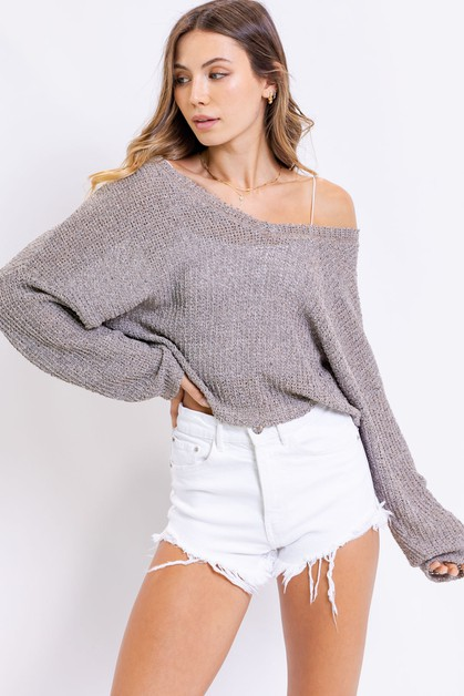SWEATER - orangeshine.com