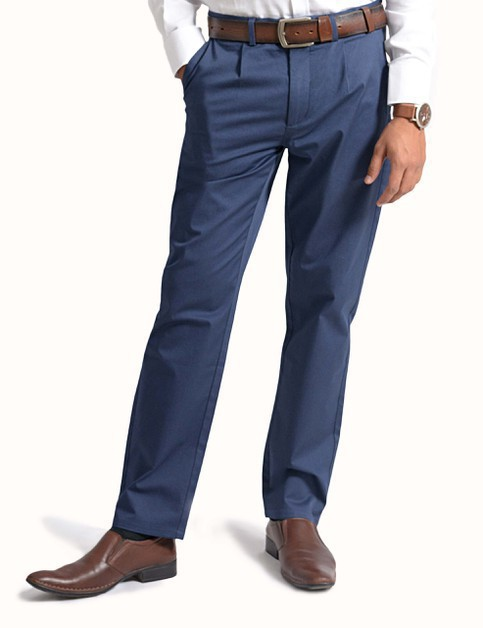 Mens Stretch Chino Pants - orangeshine.com