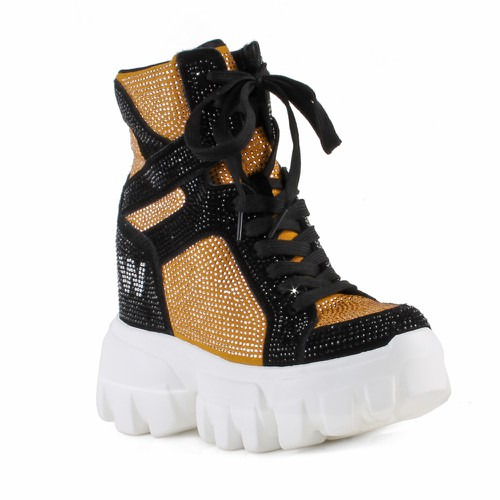 Anthony Wang Soursop-01 Sneakers - orangeshine.com