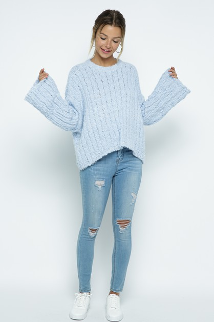 Extra Plush Sweater - orangeshine.com