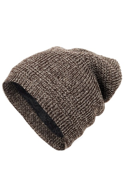 Slouchy Oversized Baggy Winter Hat - orangeshine.com