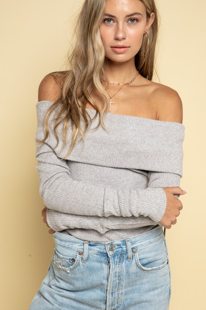 Kara Sweater - orangeshine.com