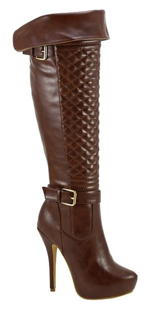 Tall dressy boots and casual boots - orangeshine.com