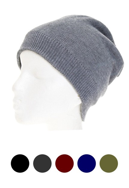 FUR-LINED SKULLY BEANIE - NEW COLORS - orangeshine.com