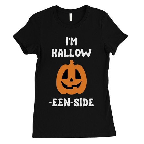 Hollow Inside Pumpkin T-Shirt - orangeshine.com