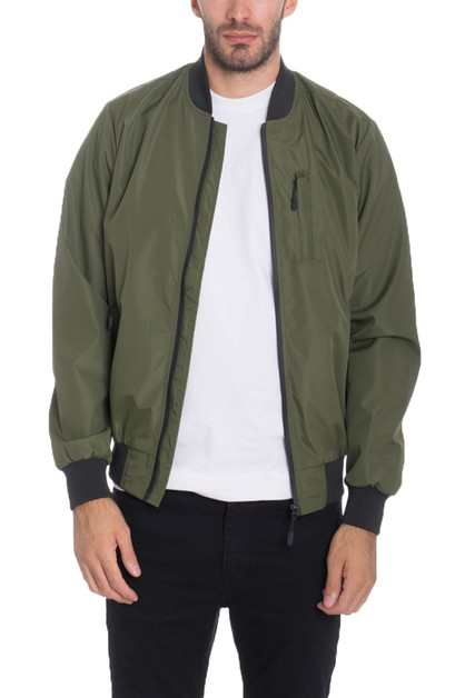 Casual Lightweight Jacket - orangeshine.com