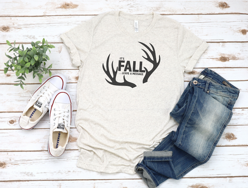 ITS FALL-HUNTING UNISEX SHIRT - orangeshine.com