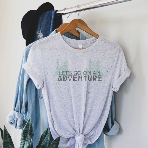 Lets Go On An Adventure - orangeshine.com