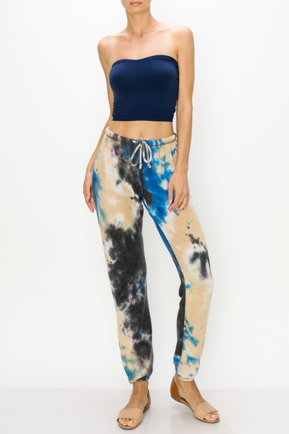 Tie dye Sweat pants - orangeshine.com