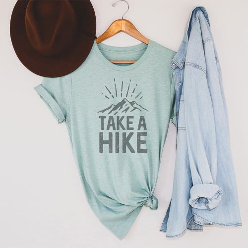 Take A Hike - orangeshine.com