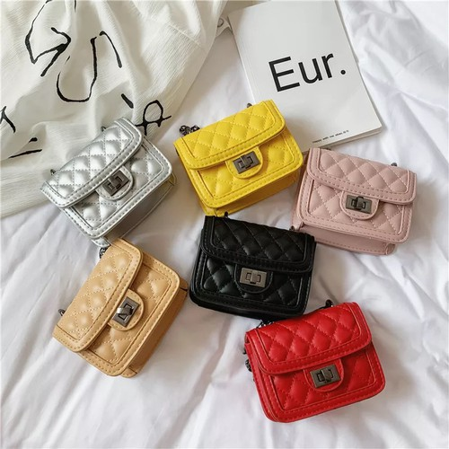Girls fashion minibags - orangeshine.com