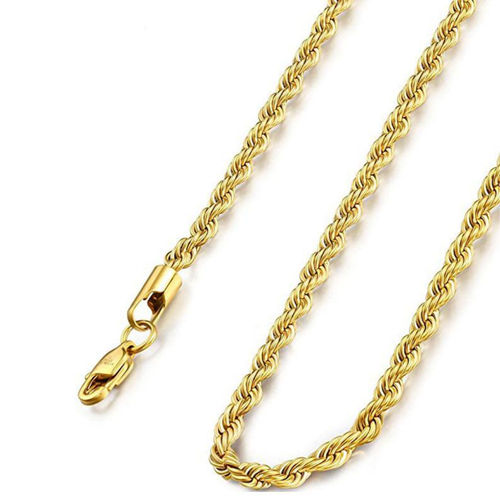 18K Jo Chain Necklace - orangeshine.com