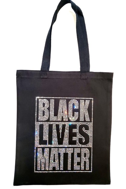 BLACK LIVES MATTER TOTE - orangeshine.com