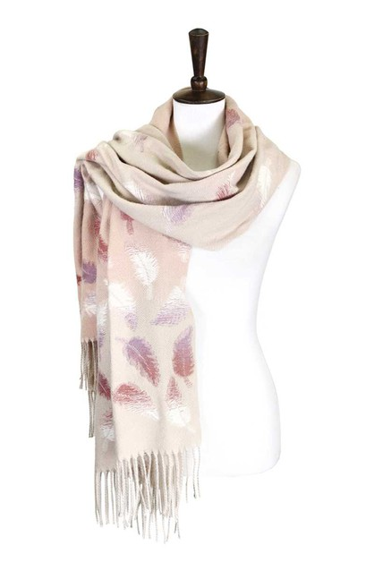 MULTI COLOR DESIGN SOFT SCARF - orangeshine.com