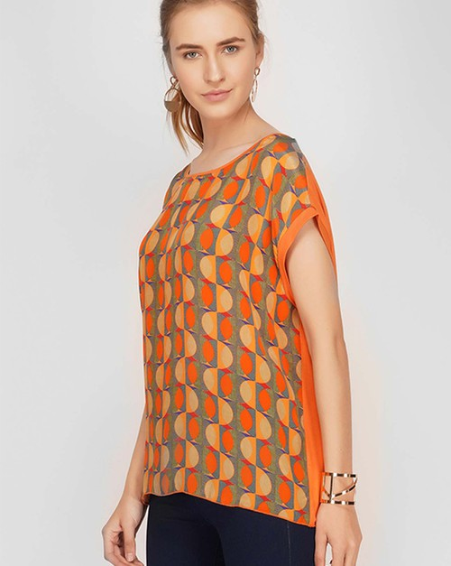 Becky Top - orangeshine.com