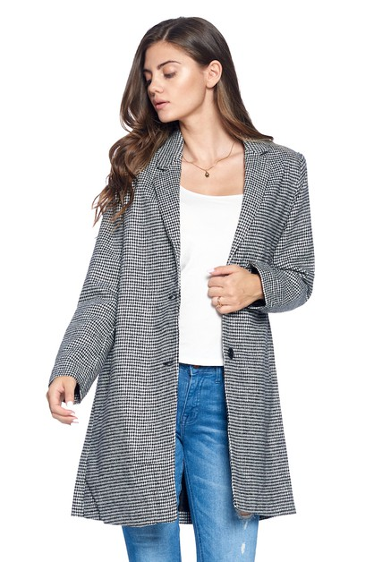 WOOL DRESS COAT - orangeshine.com