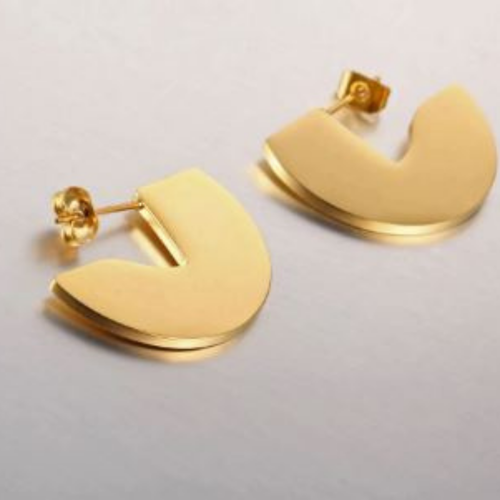 Audrey Earrings - orangeshine.com