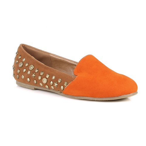 Nature Breeze Leila15 Round Toe Mule - orangeshine.com