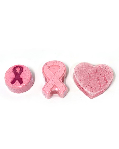 Breast Cancer Awareness Bath Bombs - orangeshine.com