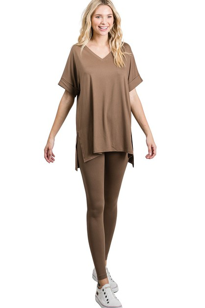 Loungewear Set - orangeshine.com