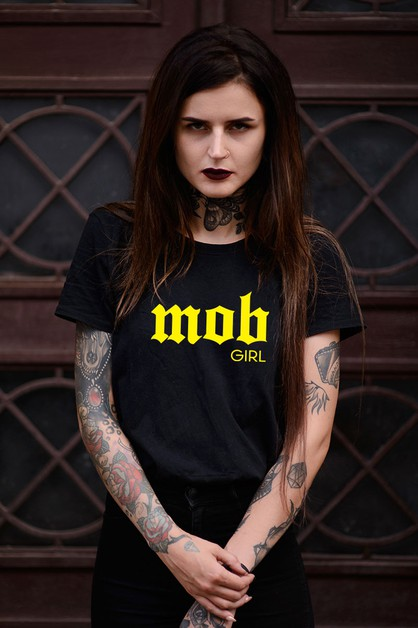 MOB GIRL - orangeshine.com