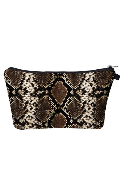 Sublimated MakeUp Bag - orangeshine.com