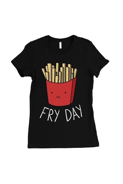 Fry Day T-Shirt - orangeshine.com