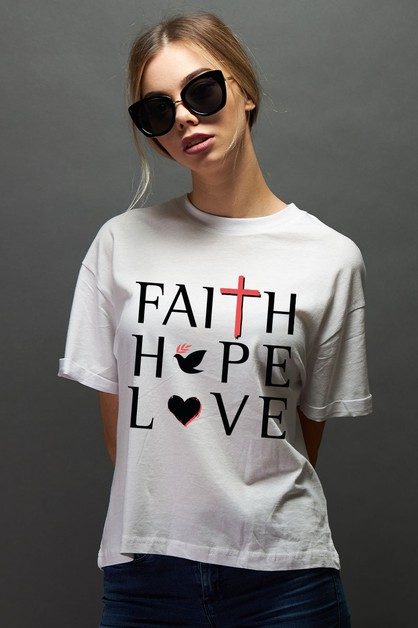 faith hope love - orangeshine.com