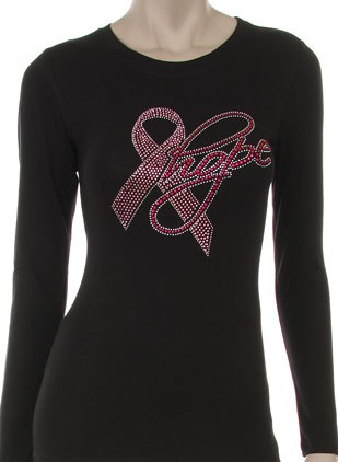 HOPE WITH PINK RIBBON - orangeshine.com