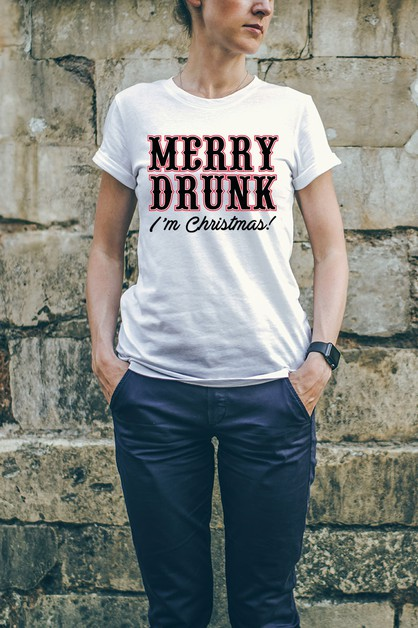 merry drunk - orangeshine.com