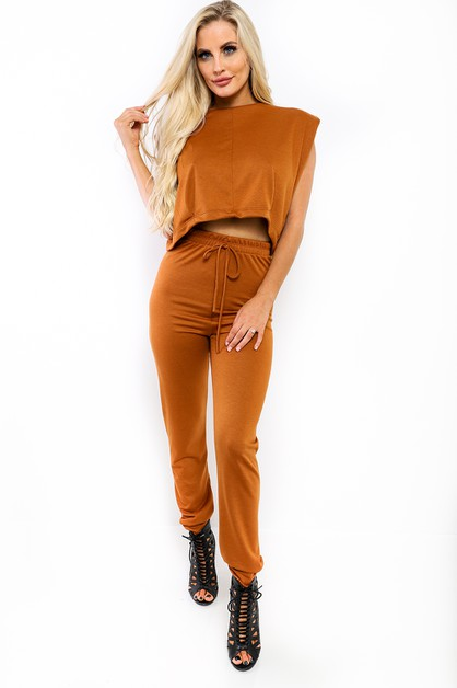 2PC PANT SET - orangeshine.com
