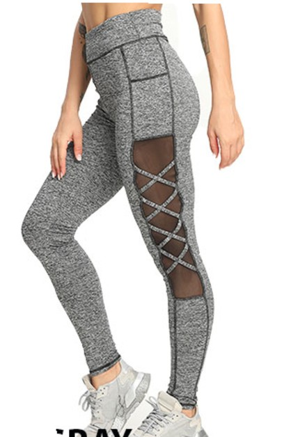 POCKET SIDE YOGA LEGGING - orangeshine.com