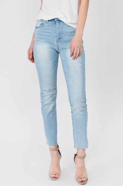 HIGH RISE JEANS - orangeshine.com