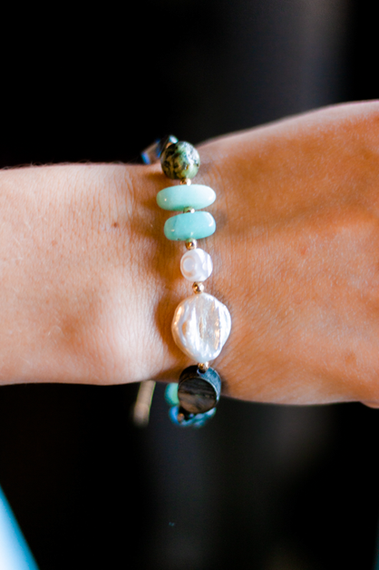 Ocean Jewels Bracelet - orangeshine.com