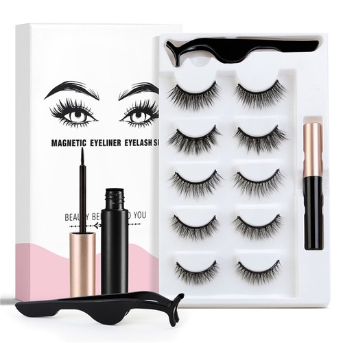 Magnetic False Eyelash Kit - orangeshine.com