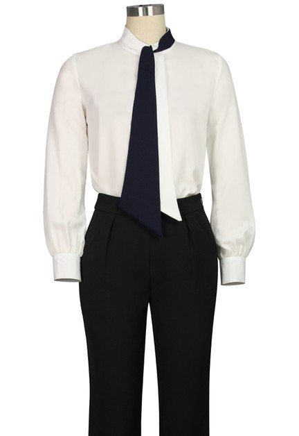 Neck Tie Shirt - orangeshine.com