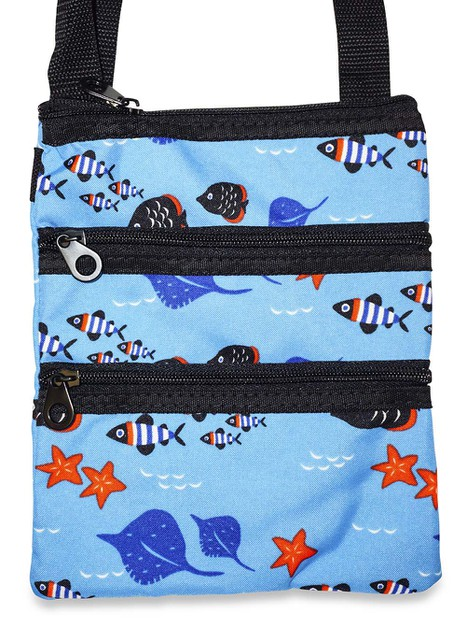 Fish Crossbody Bag - orangeshine.com