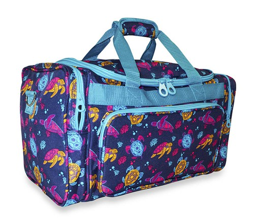 Sea Turtle Duffle Bag 21 inch - orangeshine.com