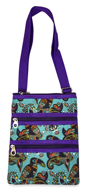 Toucan Crossbody Bag - orangeshine.com