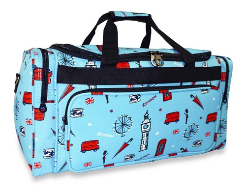London Duffle Bag 21 inch - orangeshine.com