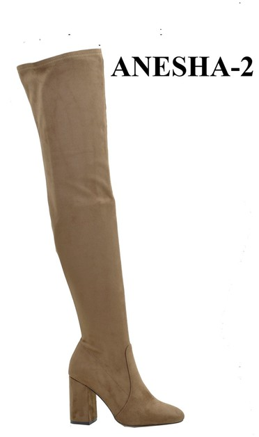Women high heel long boots - orangeshine.com