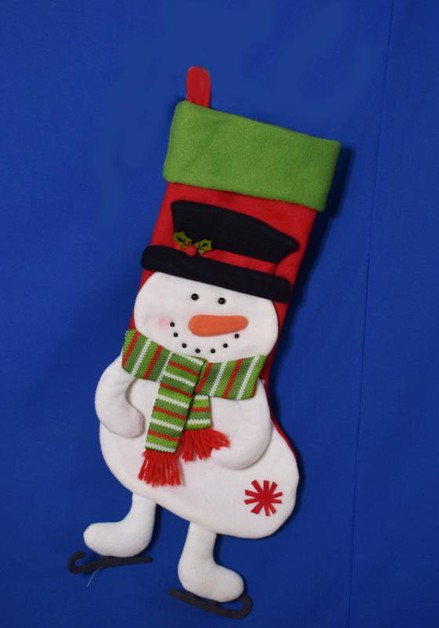 Christmas Santa Socks Stocking - orangeshine.com