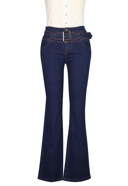 High Waist Jeans - orangeshine.com