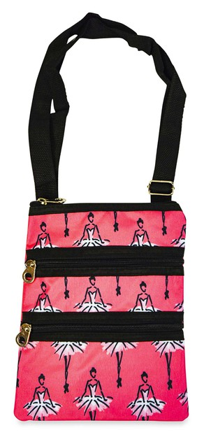 Ballet Ballerina Crossbody Bag - orangeshine.com