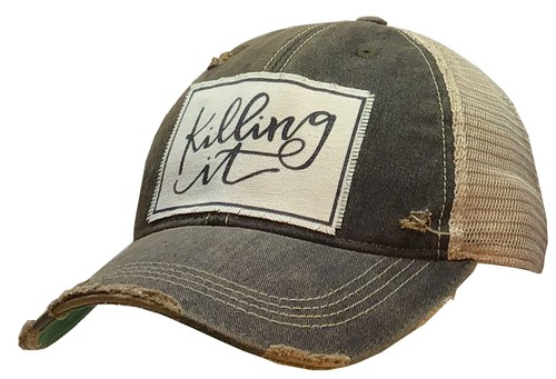 Killing It Trucker Hat - orangeshine.com