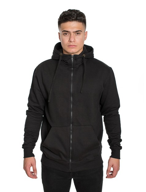 Mens Fleece Zipper Hoodie  - orangeshine.com