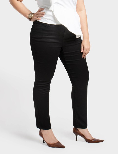 Womens Plus Size Denim Pants - orangeshine.com