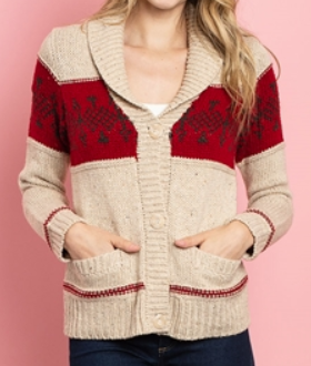 Bottom Cardigan - orangeshine.com
