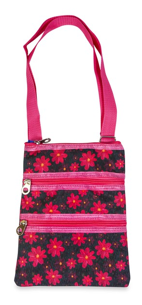 Floral Crossbody Bag - orangeshine.com