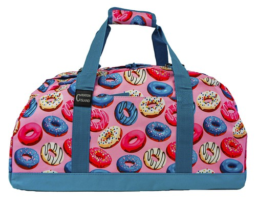 Donut Sports Gym Duffle Bag - orangeshine.com